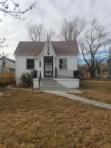 1711 S Williams Street, Denver, CO 80210 (#6985316) :: Compass Colorado Realty
