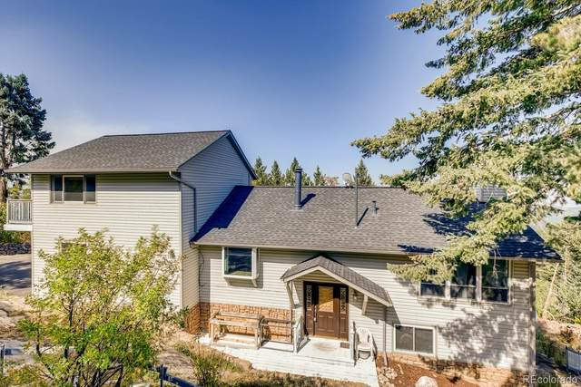 22725 Cook Lane, Morrison, CO 80465 (MLS #6985523) :: Clare Day with Keller Williams Advantage Realty LLC