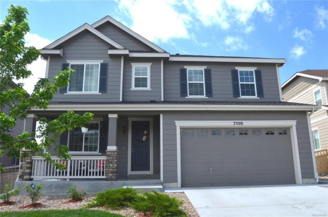 7500 Blue Water Drive, Castle Rock, CO 80108 (#6985667) :: The DeGrood Team
