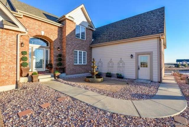 16491 Fairbanks Drive, Platteville, CO 80651 (MLS #6985822) :: 8z Real Estate