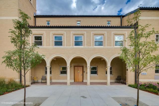2835 W Parkside Place #308, Denver, CO 80221 (#6986145) :: The HomeSmiths Team - Keller Williams