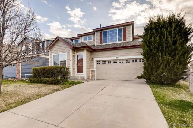 6011 S Yampa Court, Aurora, CO 80016 (#6987324) :: Real Estate Professionals