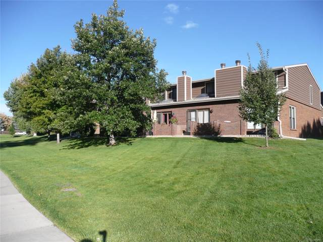 11540 W 70th Place D, Arvada, CO 80004 (#6987841) :: HomeSmart Realty Group