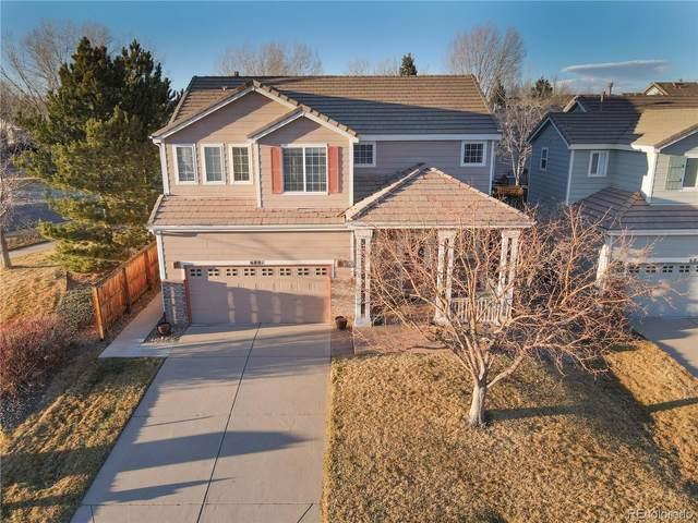 6881 W Remington Place, Littleton, CO 80128 (MLS #6987867) :: Keller Williams Realty