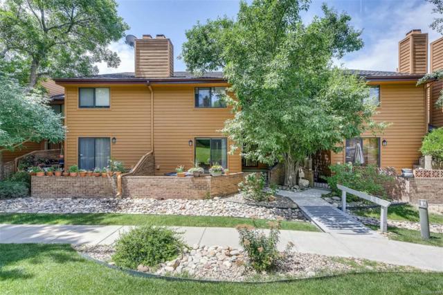 9400 E Iliff Avenue #184, Denver, CO 80231 (#6987872) :: The Pete Cook Home Group