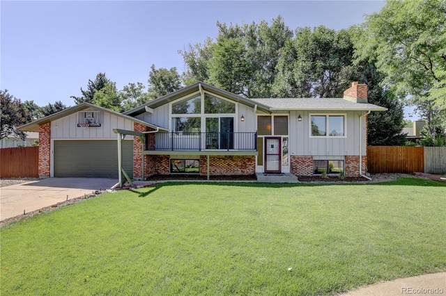 11736 W 33rd Place, Wheat Ridge, CO 80033 (#6988194) :: The Margolis Team