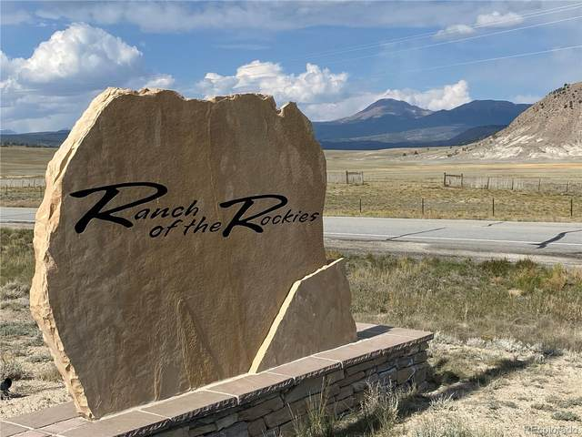 11633 Ranch Road, Hartsel, CO 80449 (#6988385) :: The Scott Futa Home Team