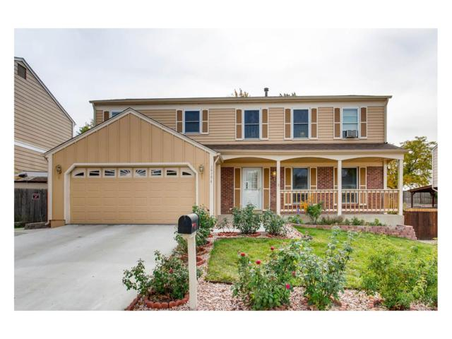 16794 E Villanova Circle, Aurora, CO 80013 (#6988402) :: The Peak Properties Group