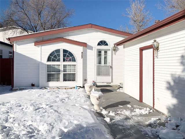 9157 Madeleine Street, Federal Heights, CO 80260 (MLS #6989265) :: 8z Real Estate