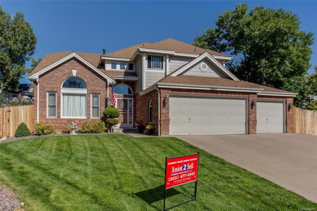 3845 W 98th Place, Westminster, CO 80031 (#6989673) :: The Healey Group