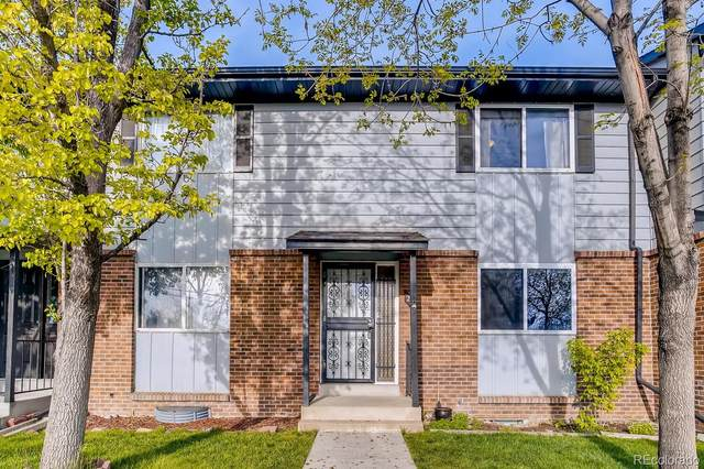 3061 W 92nd Avenue 2C, Westminster, CO 80031 (#6989824) :: The DeGrood Team