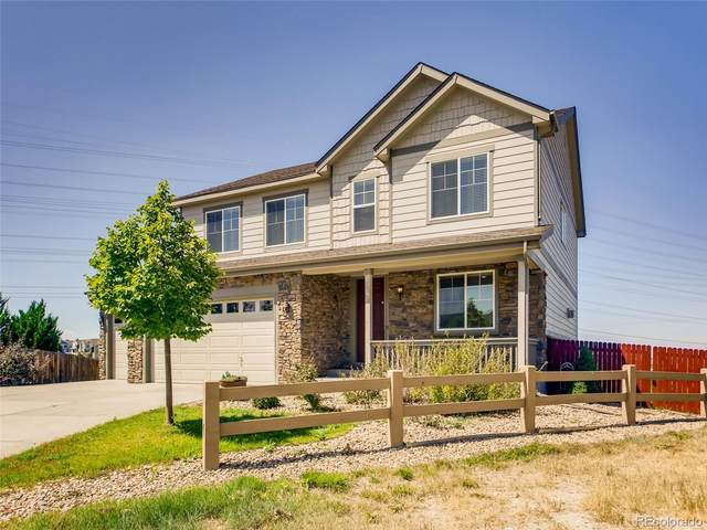 6001 S Irvington Court, Aurora, CO 80016 (#6989856) :: Real Estate Professionals