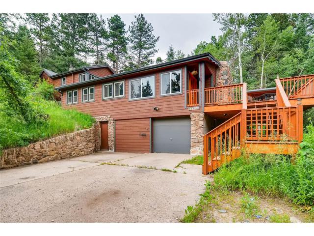 11933 S Maxwell Hill Road, Littleton, CO 80127 (MLS #6990465) :: 8z Real Estate