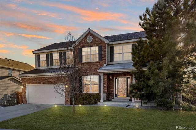 800 Sundown Drive, Castle Rock, CO 80104 (#6990694) :: Stephanie Fryncko | Keller Williams Integrity