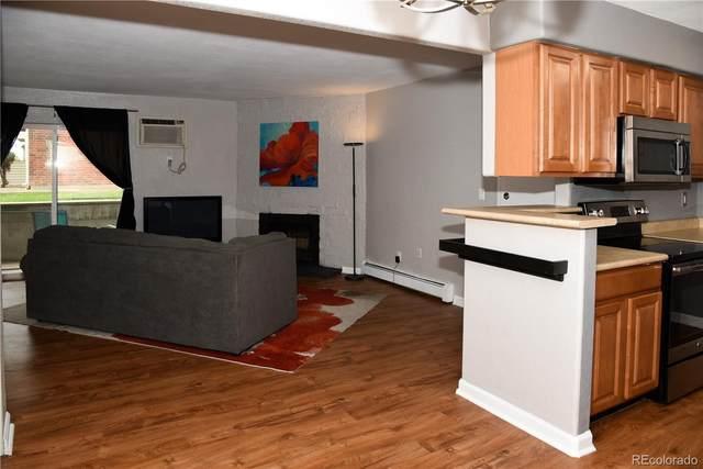 10150 E Virginia Avenue 6-107, Denver, CO 80247 (#6990729) :: Chateaux Realty Group