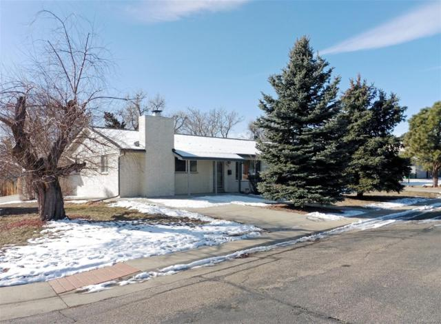 9900 W 54th Avenue, Arvada, CO 80002 (#6990850) :: The Dixon Group