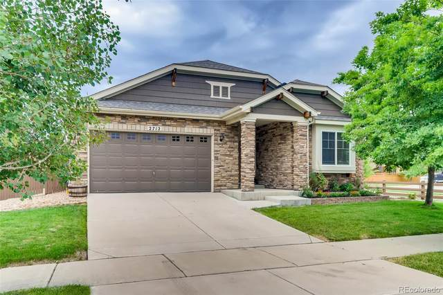 2712 Emerald Drive, Frederick, CO 80516 (#6991571) :: The Gilbert Group