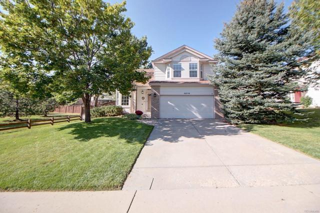 16350 Hedgeway Drive, Parker, CO 80134 (#6991770) :: The Peak Properties Group