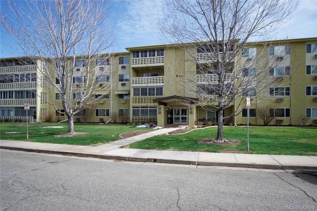 610 S Alton Way 3A, Denver, CO 80247 (#6992270) :: The Scott Futa Home Team