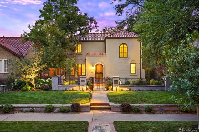 425 N Humboldt Street, Denver, CO 80218 (#6992519) :: Mile High Luxury Real Estate