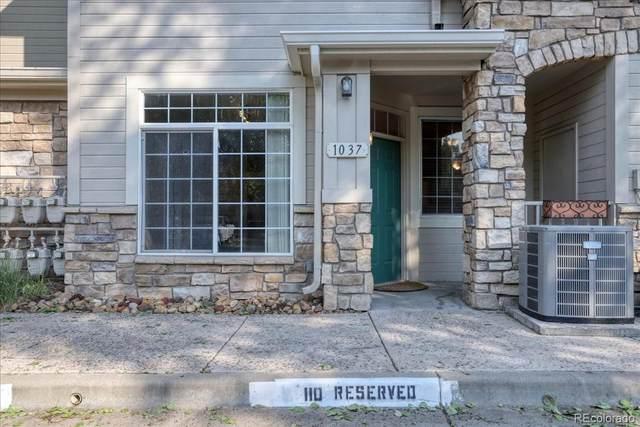 9468 E Florida Avenue #1037, Denver, CO 80247 (MLS #6992643) :: Wheelhouse Realty