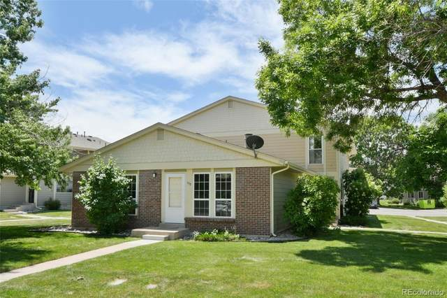 6650 E Arizona Avenue #153, Denver, CO 80224 (#6992660) :: The Harling Team @ HomeSmart