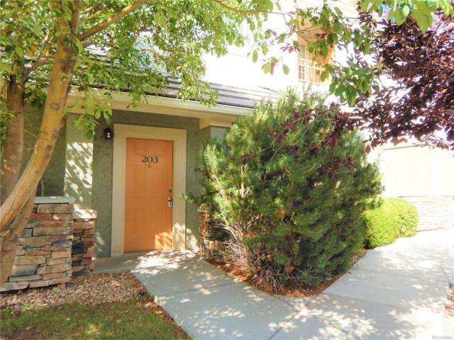 22645 E Ontario Drive #203, Aurora, CO 80016 (MLS #6993168) :: 8z Real Estate