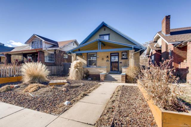 3427 N Vine Street, Denver, CO 80205 (#6993340) :: Relevate | Denver