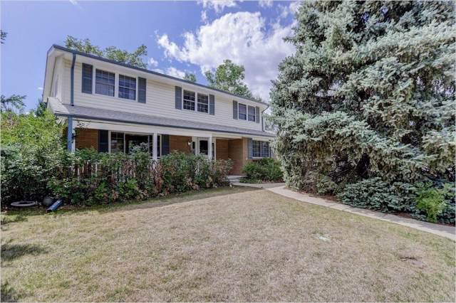 7570 S Franklin Way, Centennial, CO 80122 (MLS #6993619) :: 8z Real Estate