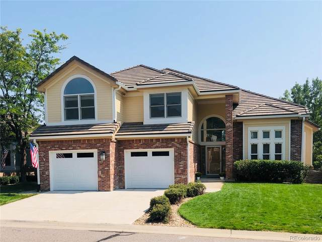 9238 Meredith Court, Lone Tree, CO 80124 (#6993726) :: The DeGrood Team