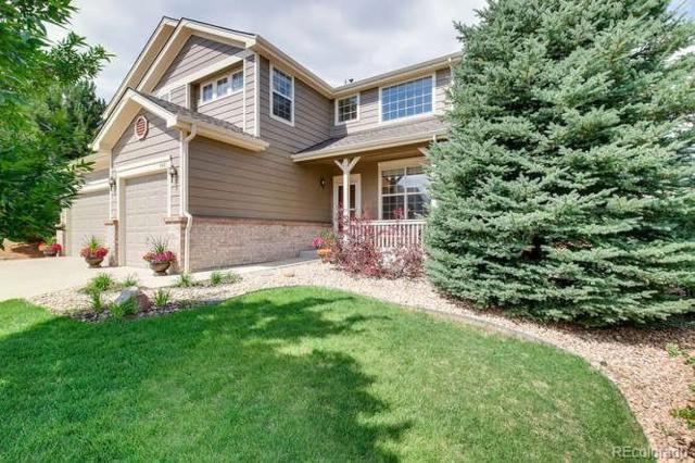 7421 Pyrite Court, Castle Rock, CO 80108 (#6993734) :: The Peak Properties Group