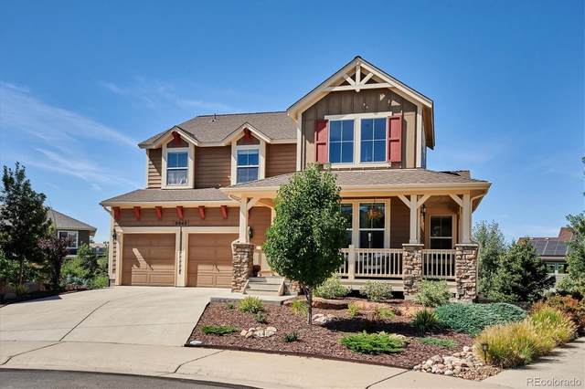 3543 Tribute Place, Castle Rock, CO 80109 (#6993813) :: You 1st Realty