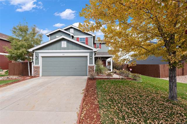 810 Sagebrush Drive, Lochbuie, CO 80603 (MLS #6993853) :: 8z Real Estate