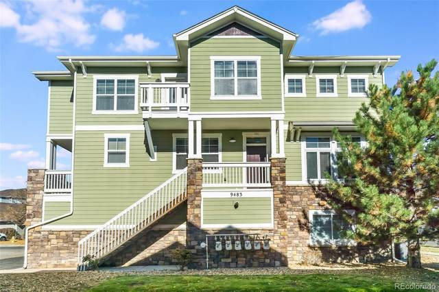 9483 Ashbury Circle #106, Parker, CO 80134 (#6994144) :: The DeGrood Team