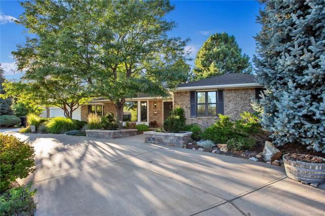 3760 S Willow Circle, Denver, CO 80237 (#6994381) :: The Healey Group