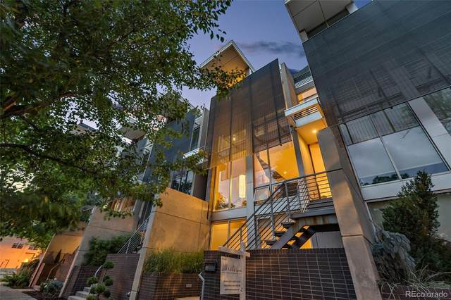 359 W 12th Avenue, Denver, CO 80204 (#6994413) :: Kimberly Austin Properties