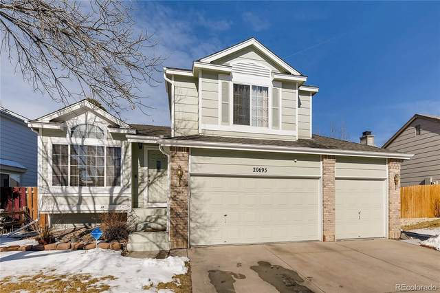 20695 Mitchell Place, Denver, CO 80249 (#6994955) :: Sultan Newman Group