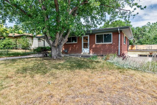 1470 Salvia Street, Golden, CO 80401 (MLS #6995124) :: 8z Real Estate