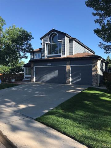9514 Golden Eagle Place, Highlands Ranch, CO 80129 (#6995189) :: The Griffith Home Team