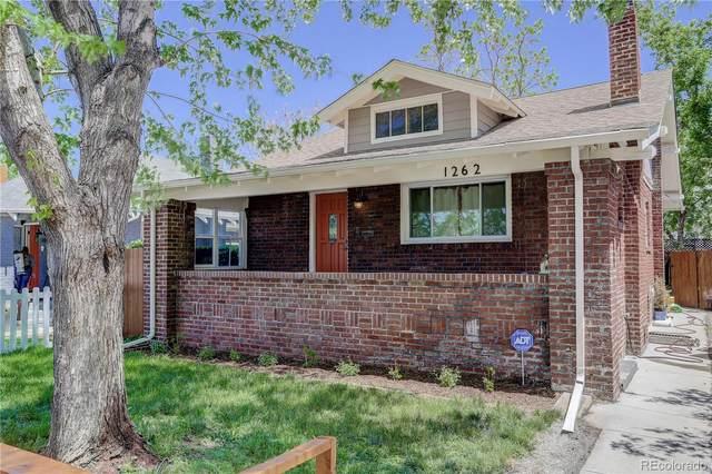 1262 Harrison Street, Denver, CO 80206 (#6995210) :: Briggs American Properties
