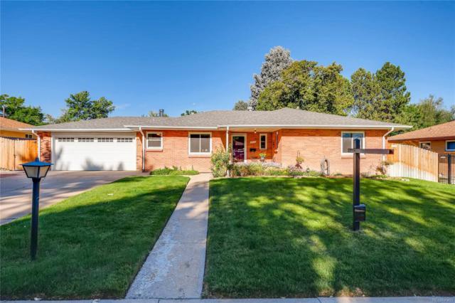 6575 S Elmwood Street, Littleton, CO 80120 (#6995327) :: The Peak Properties Group