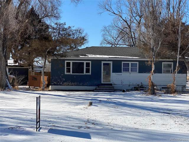 17565 County Road 16, Fort Morgan, CO 80701 (#6995345) :: The Brokerage Group