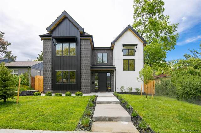 1501 S Saint Paul Street, Denver, CO 80210 (#6995623) :: Briggs American Properties
