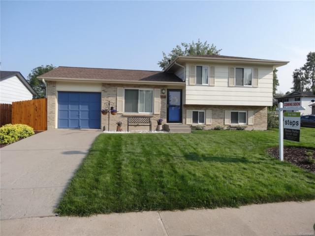 4648 S Garrison Street, Littleton, CO 80123 (#6996335) :: Sellstate Realty Pros