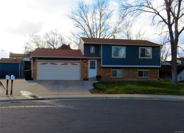12141 Bellaire Place, Thornton, CO 80241 (#6996503) :: The Peak Properties Group