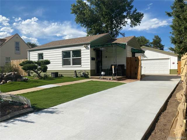 1745 W 50th Avenue, Denver, CO 80221 (MLS #6996754) :: 8z Real Estate
