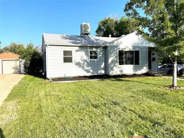 Address Not Published, , CO  (MLS #6996819) :: Bliss Realty Group