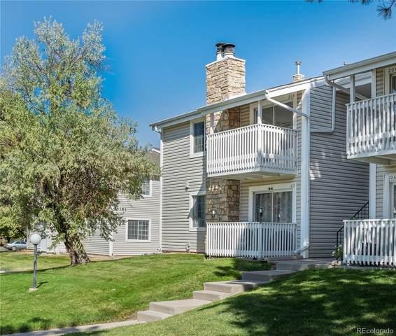 14191 E Jewell Avenue #203, Aurora, CO 80012 (MLS #6997463) :: Find Colorado Real Estate