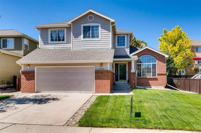 17351 Cornerstone Drive, Parker, CO 80134 (#6997484) :: The Griffith Home Team