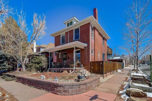 594 S Grant Street, Denver, CO 80209 (#6997928) :: The Colorado Foothills Team | Berkshire Hathaway Elevated Living Real Estate